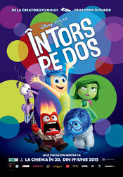 Inside Out - Intors pe dos (2015)