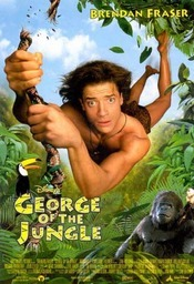 George of the Jungle - George, traznitul junglei 1997