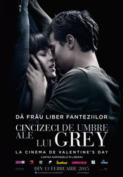 Fifty Shades of Grey - Cincizeci de umbre ale lui Grey 2015
