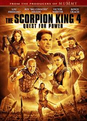 The Scorpion King : The Lost Throne - Regele Scorpion : Tronul pierdut 2014