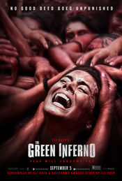 The Green Inferno - Infernul Verde 2015