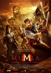 The Mummy: Tomb of the Dragon Emperor - Mumia: Mormantul Imparatului Dragon 2008