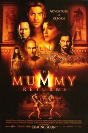 The Mummy Returns - Mumia revine 2001