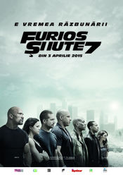 Fast and Furious 7 - Furios si iute 7 2015