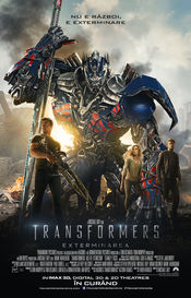 Transformers : Age of Extinction - Transformers : Exterminarea 2014