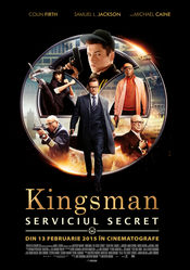 Kingsman : The Secret Service - Kingsman : Serviciul secret 2014