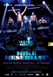 Magic Mike - Mike meseriasu 2012