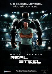 Real Steel - Pumni de otel 2011