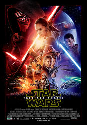 Star Wars, The Force Awakens - Razboiul stelelor, Trezirea Fortei 2015