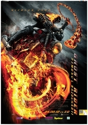 Ghost Rider : Spirit Of Vengeance - Ghost Rider : Demonul Razbunarii 2011