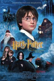 Harry Potter and the Sorcerer's Stone - Harry Potter si Piatra Filozofala 2001