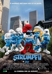 The Smurfs - Strumpfii 2011