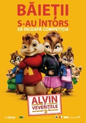Alvin and the Chipmunks: The Squeakquel - Alvin si veveritele 2 2009