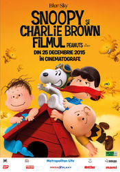 Peanuts Movie - Snoopy si Charlie Brown : Filmul Peanuts 2015