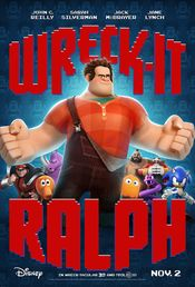 Wreck-It Ralph - Ralph Strica-Tot 2012