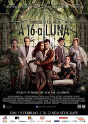 Beautiful Creatures - Cronicile Casterilor : A 16-a luna 2013