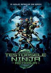 Teenage Mutant Ninja Turtles - Testoasele Ninja 2007
