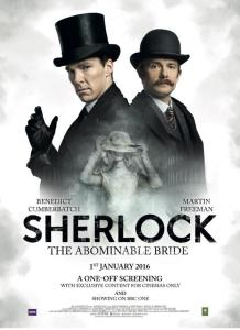 Sherlock : The Abominable Bride 2016