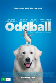 Oddball and the Penguins 2015