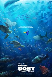 Finding Dory - In cautarea lui Dory 2016
