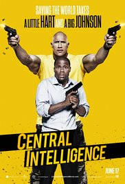 Central Intelligence - Agenti aproape secreti 2016