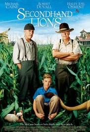 Secondhand Lions - Ultima aventura 2003
