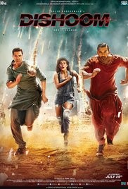 Dishoom 2016