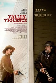 In a Valley of Violence 2016