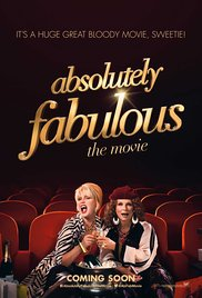 Absolutely Fabulous : The Movie 2016