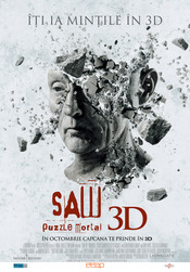 Saw 3D The Final Chapter - Puzzle mortal 3D Capitol Final 2010