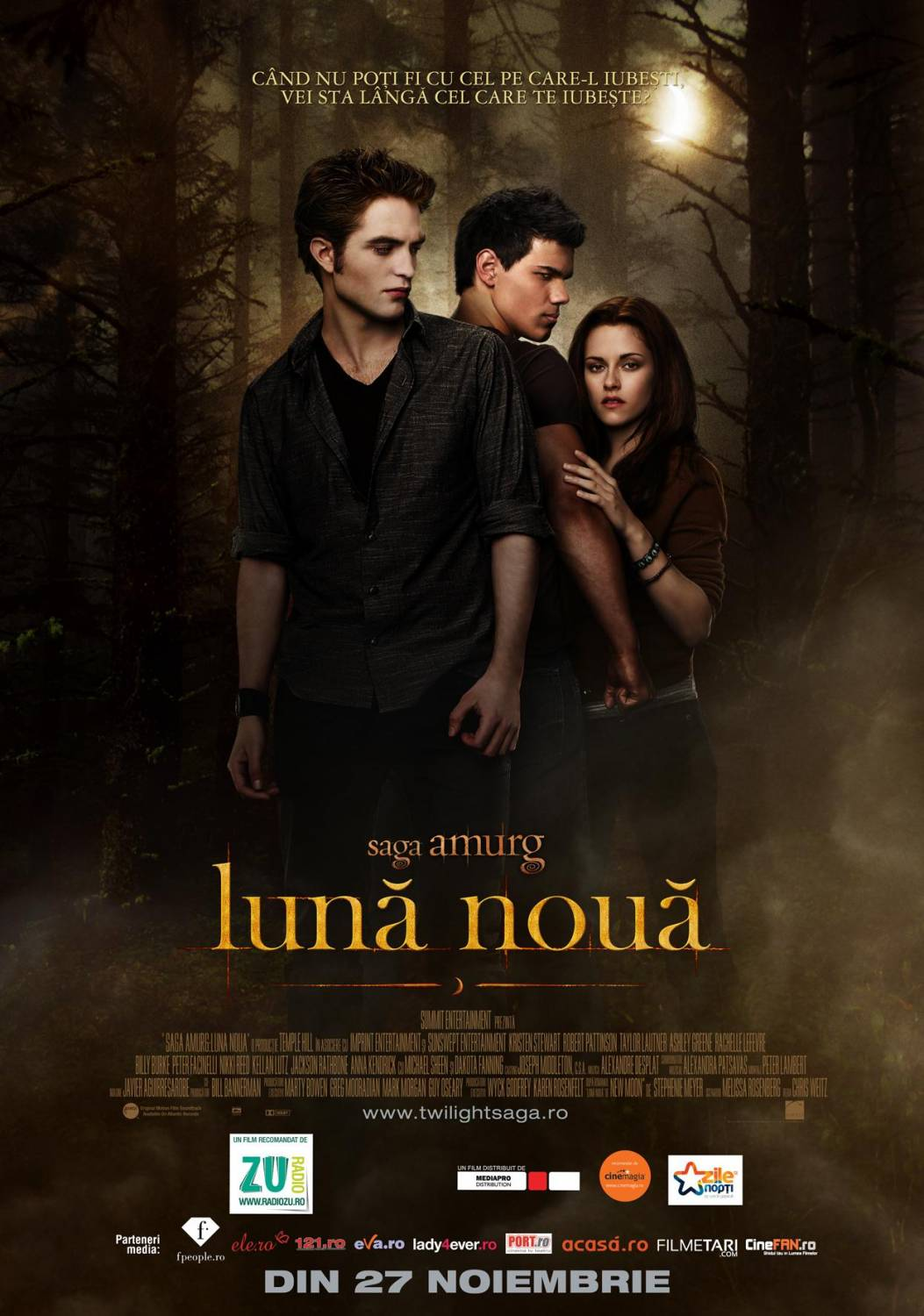 The Twilight Saga : New Moon - Saga Amurg : Luna Noua 2009