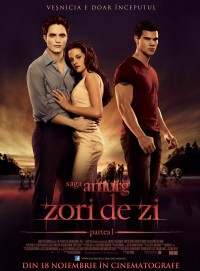 The Twilight Saga : Breaking Dawn - Part 1 - Saga Amurg : Zori de Zi - Partea I 2011