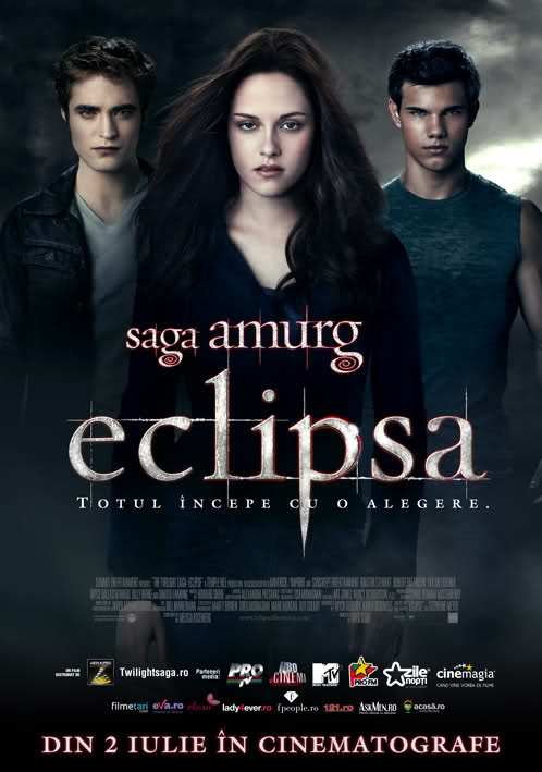 The Twilight Saga : Eclipse - Saga Amurg : Eclipsa 2010