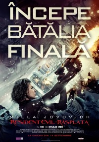 Resident Evil : Retribution - Rasplata 2012