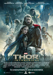 Thor : The Dark World - Thor : Intunericul 2013