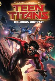 Teen Titans : The Judas Contract 2017