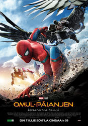 Spider-Man : Homecoming - Omul-Paianjen: Intoarcerea acasa 2017