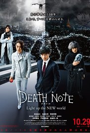 Death Note : Light Up the New World 2016