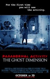 Paranormal Activity : The Ghost Dimension 2015