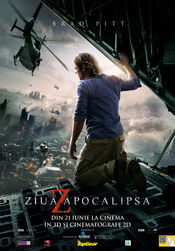 World War Z - Ziua Z : Apocalipsa 3D 2013