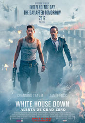 White House Down - Alerta de grad zero 2013