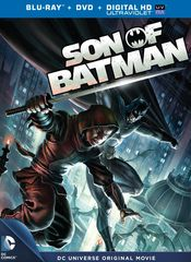 Son of Batman - Fiul lui Batman 2014