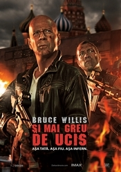 A Good Day to Die Hard - Si mai greu de ucis 2013