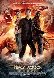 Percy Jackson : Sea of Monsters - Percy Jackson : Marea Monstrilor 2013