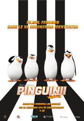 The Penguins of Madagascar - Pinguinii din Madagascar 2014