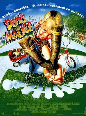 Dennis the Menace - Dennis, pericol public 1993