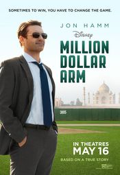 Million Dollar Arm - Un brat de milioane 2014
