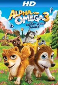 Alpha and Omega 3 : The Great Wolf Games 2014