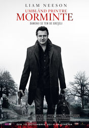 A Walk Among the Tombstones - Umbland printre morminte 2014