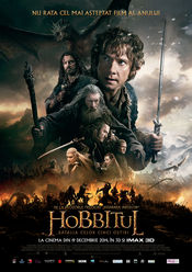 The Hobbit : The Battle of the Five Armies - Hobbitul : Batalia celor cinci ostiri 2014